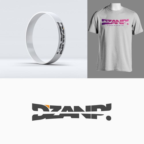 Logo for D'ZANP! dance events
