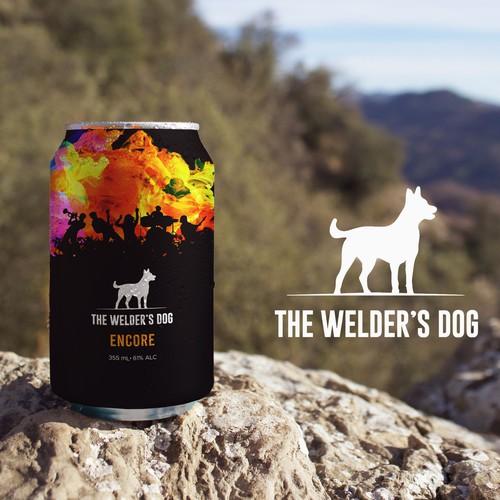 Welder's Dog Beer
