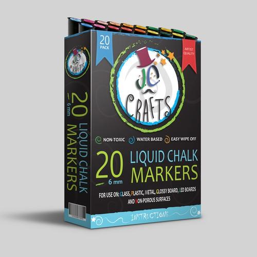 Logo design and packaging design