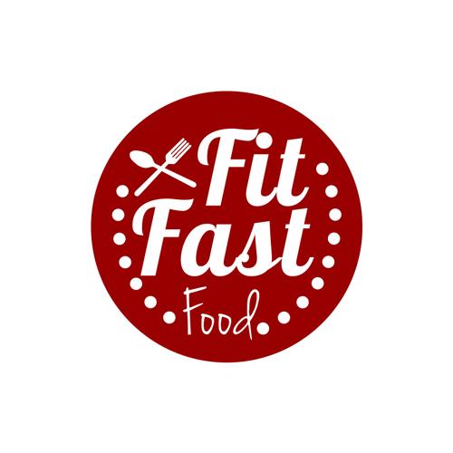 Logo design for healthy fast food alternative