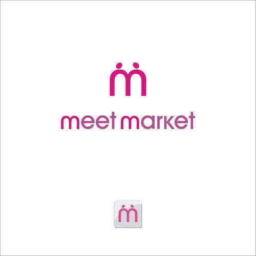 gay dating app logo