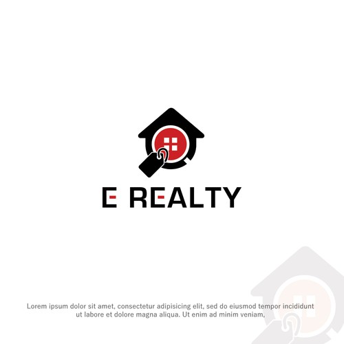Logo Concept for E Realty