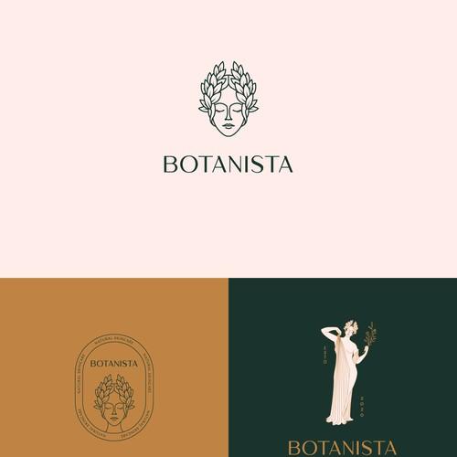 Botanical Goddess Logo