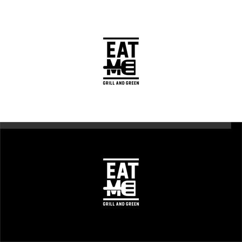 EAT ME LOGO DESIGN