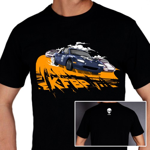 Miata Racing T-shirt