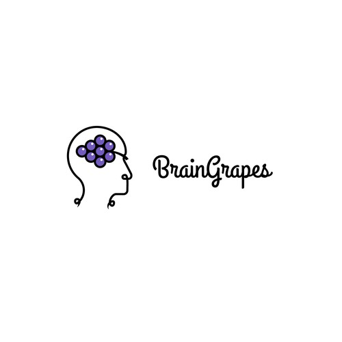 Logo for BrainGrapes