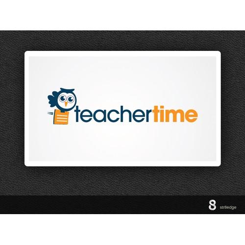 Help Teacher Time with a new logo