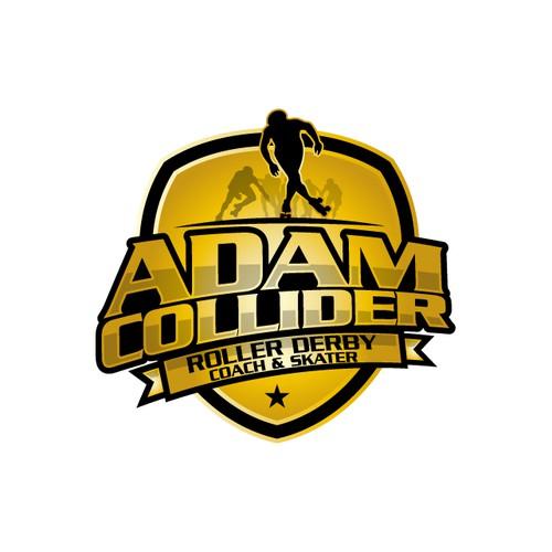 Adam Collider needs a new logo