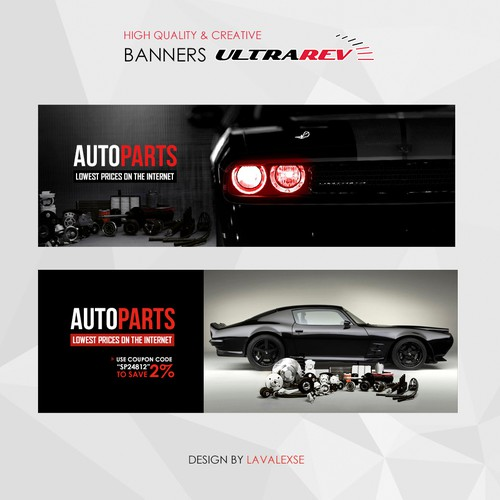 UltraREV Banners