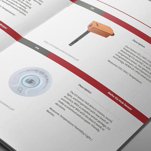 产品线的目录设计