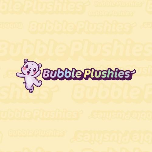 Bubble Plushies Logo