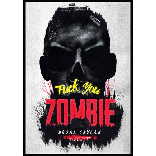 F**k you Zombie Book Cover