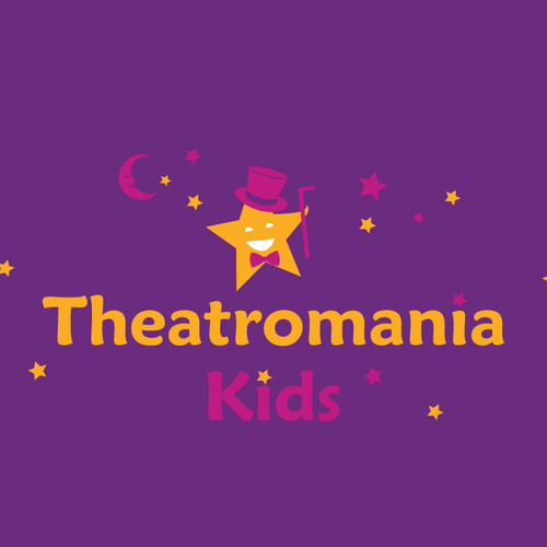 Theatromania Kids logo entry