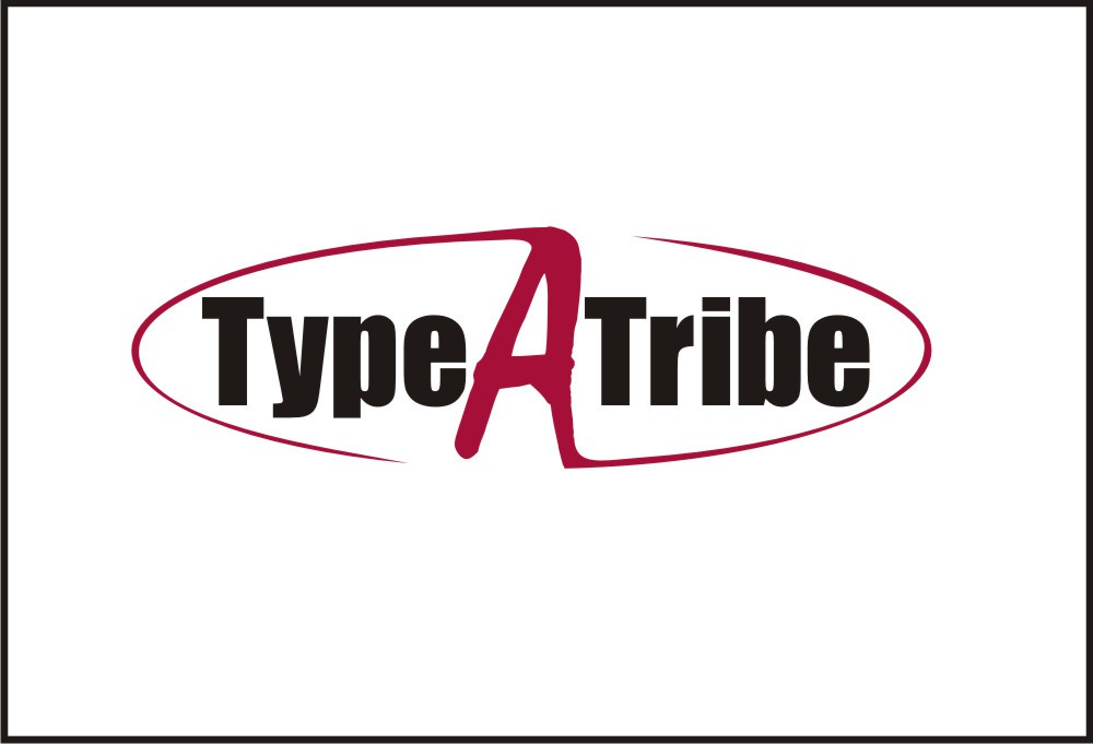 Create the next logo for Type A Tribe