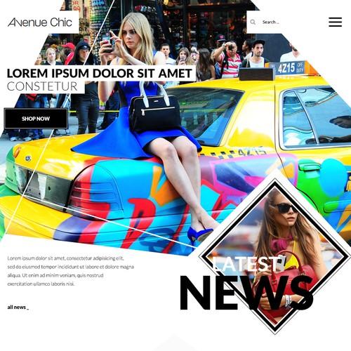 Avenue Chic - Fashion Accessories Business