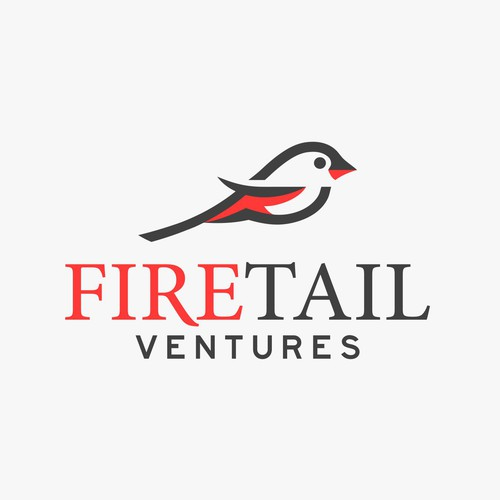 Design a logo for a company that invests in startup businesses