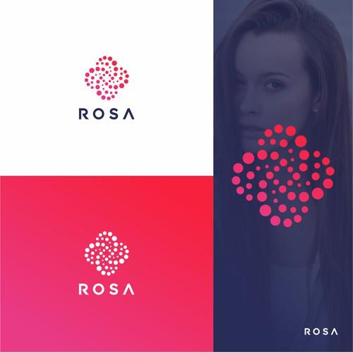 Winner logo in contest
