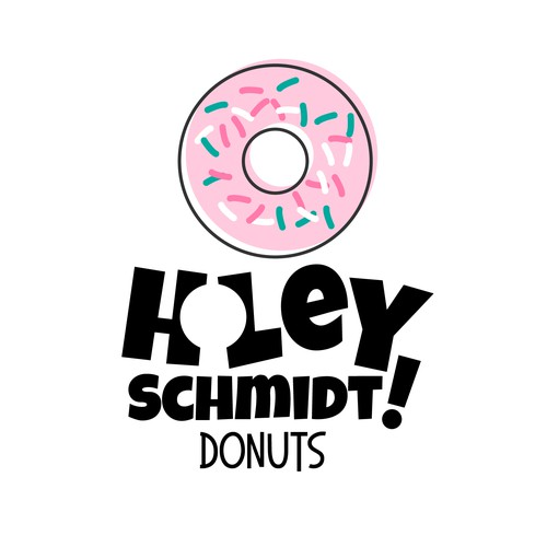 Logo for a donut shop!