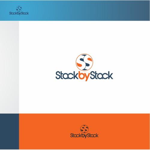 Logo design for mobile app development startup - Stack by Stack Inc