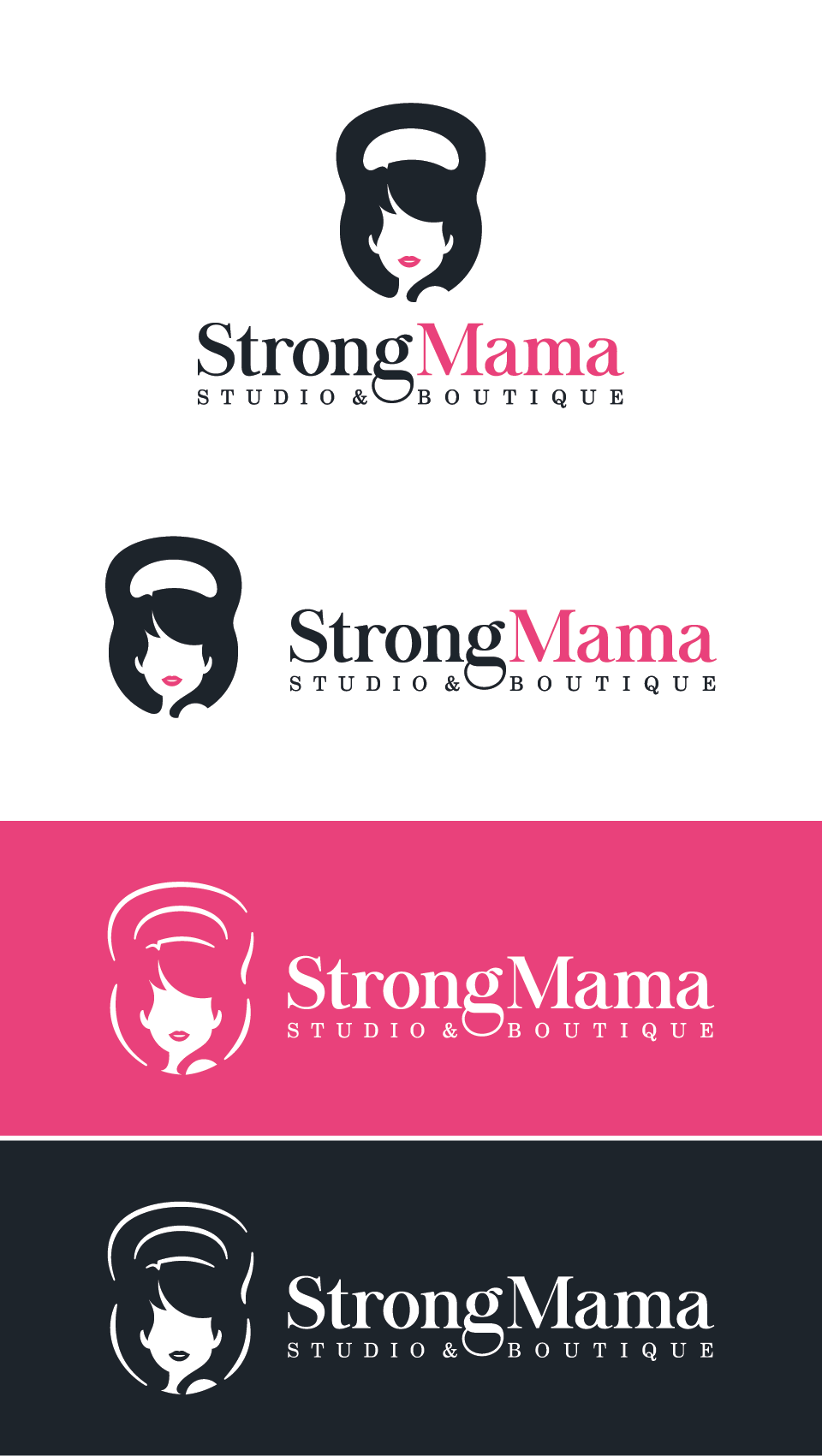 Modern Fitness Boutique logo needed!