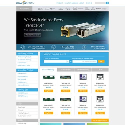 Silicon Valley e-Commerce Company