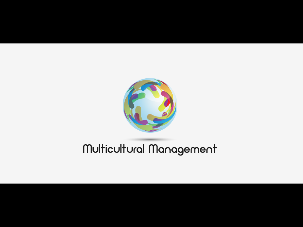 Create the next logo for Multicultural Management