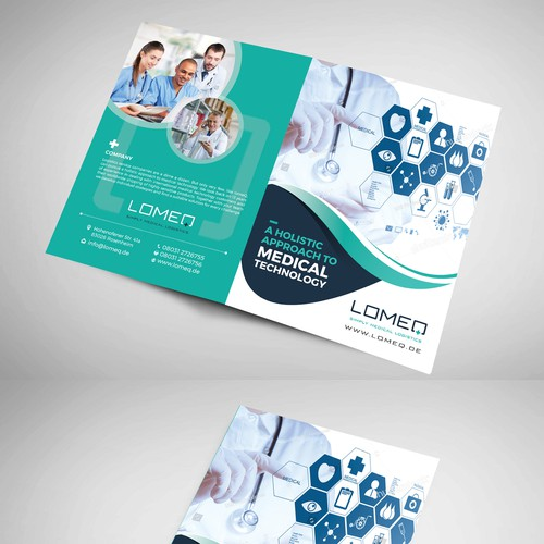 Medical technologies brochure