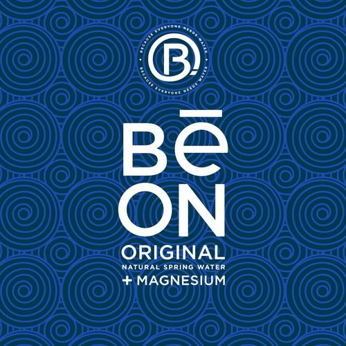Logo & Label Design for bottled water