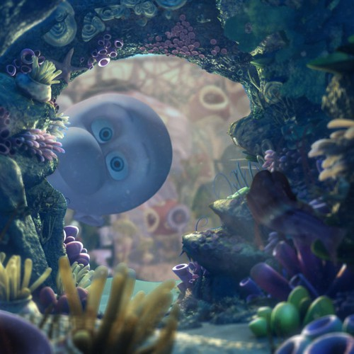 Get Out ~ Aquarium Environment 3D