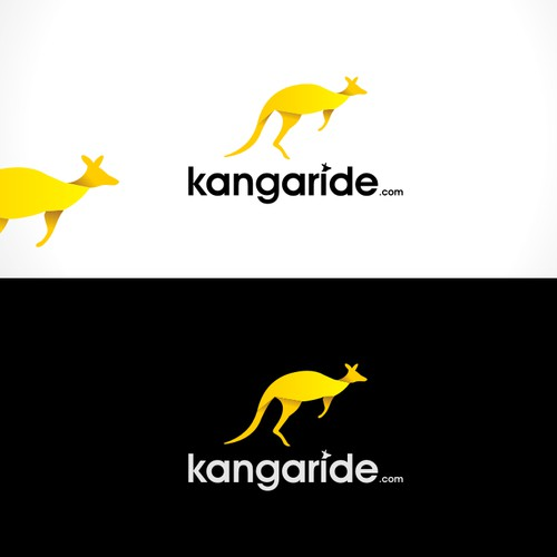Help kangaride.com with a new Logo Design