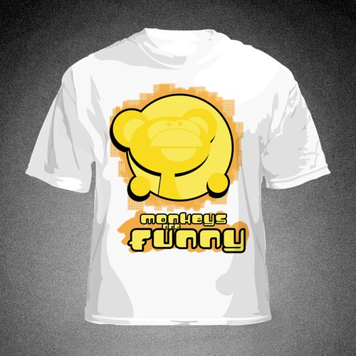 Monkeys Are Funny T-Shirt Contest