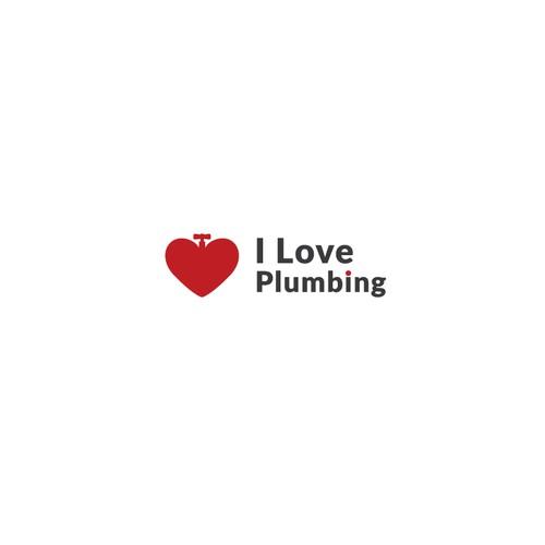I Love Plumbing logo