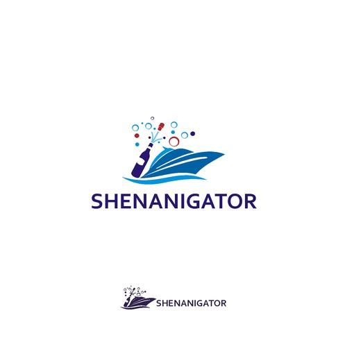 Yacht Shenanigator Logo