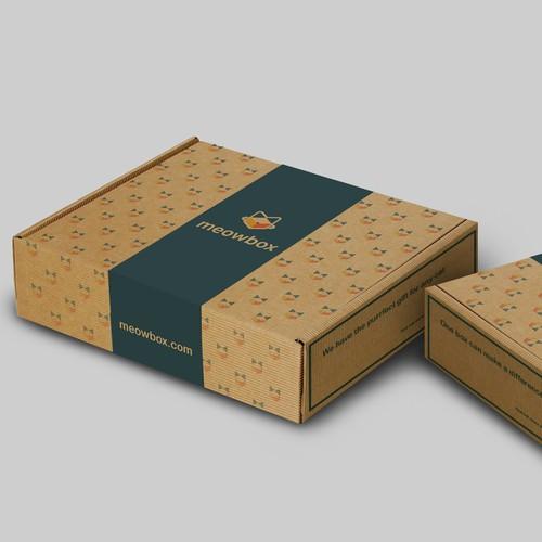 Meowbox Design