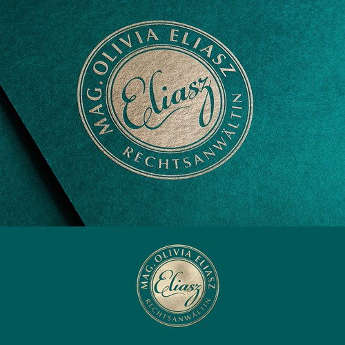 Logo Design for a sophisticated law office.