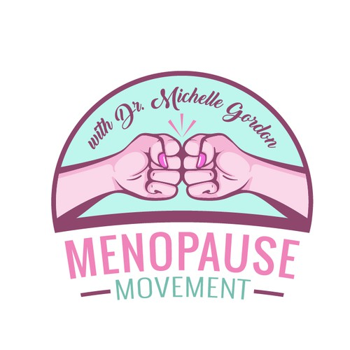 Logo Design for Menopause Movement
