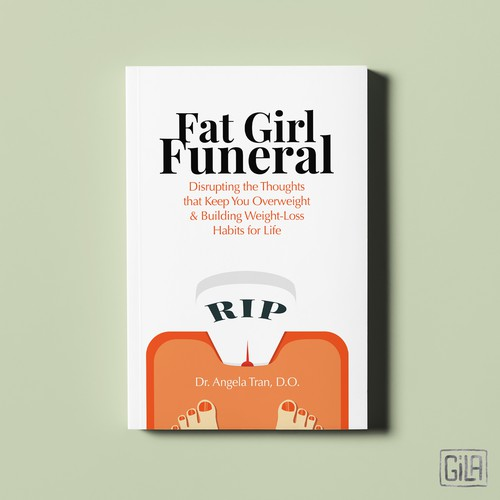 A different kind of diet book cover