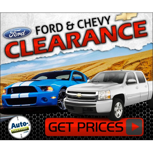 banner ad for a Cool Automotive Company