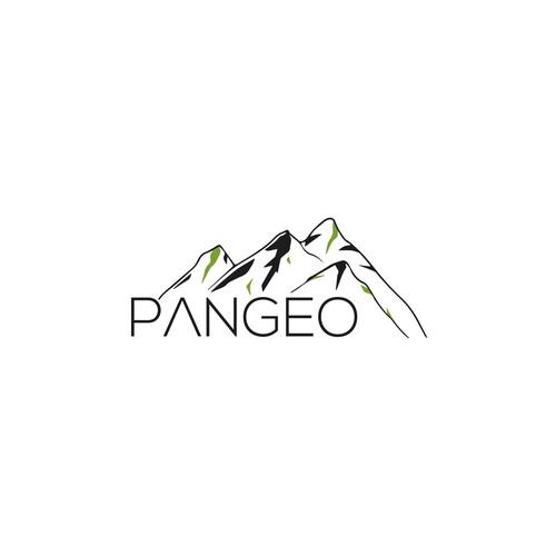 Logo Design for Pangeo