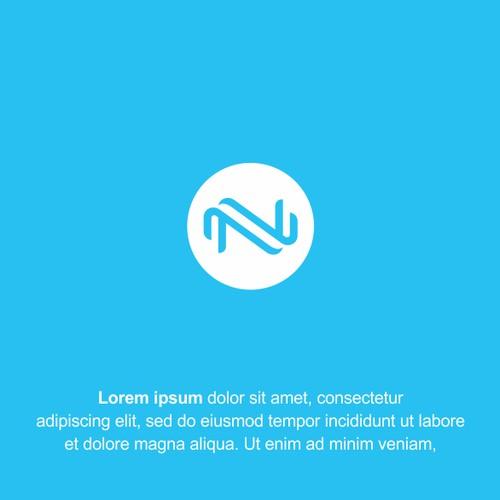 Nesbah Logo Design Concept