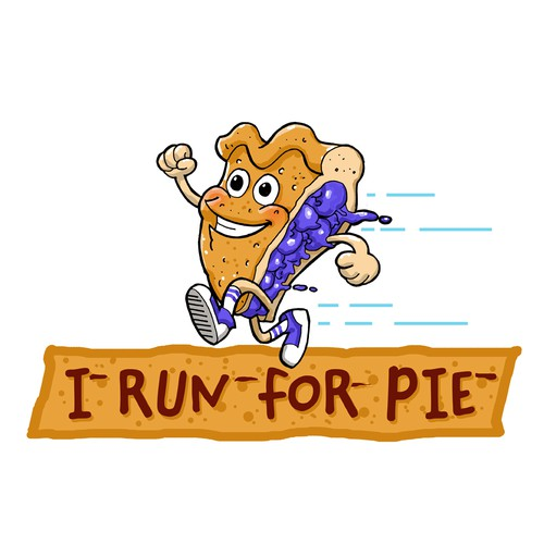 I run for PIE
