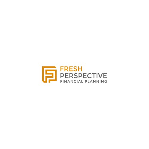Simple logo for Financial Planners