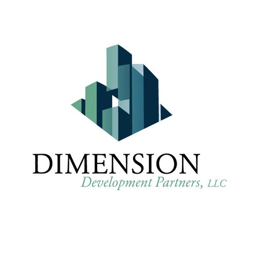 logo for commercial real estate development firm