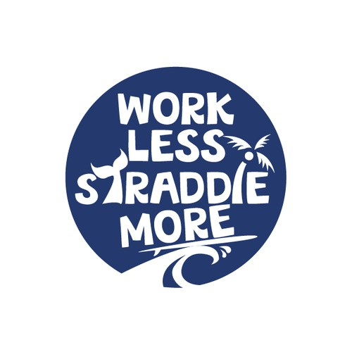 Work Less, Straddie More