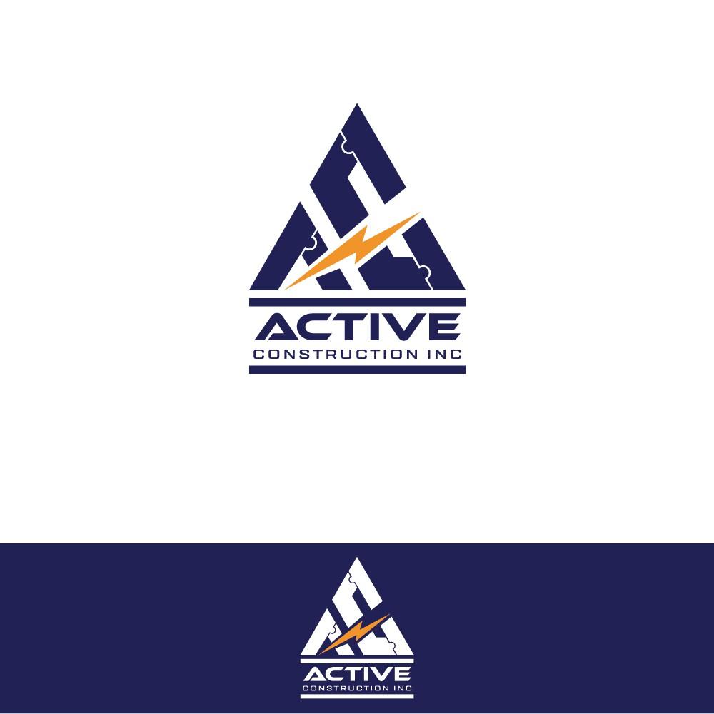 Design an catchy logo for construction company