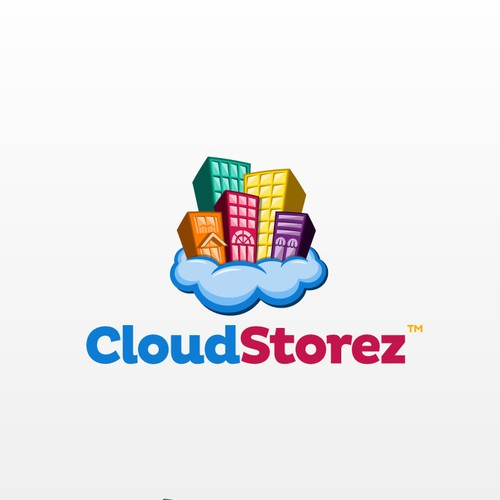 Cartoon styled logo wanted for Cloud Storez - The cloud shopping mall