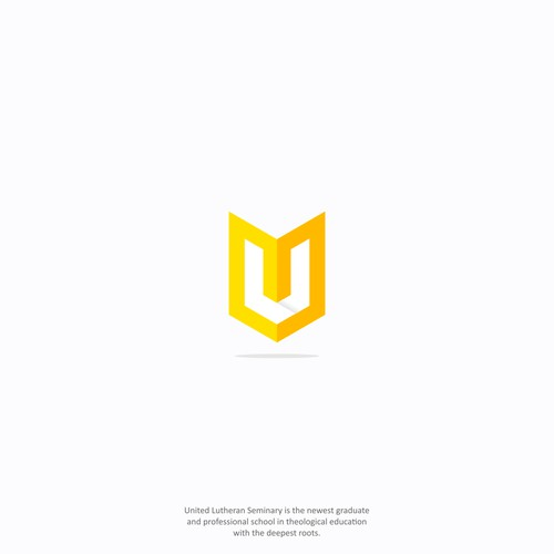 Simple U Logo Design