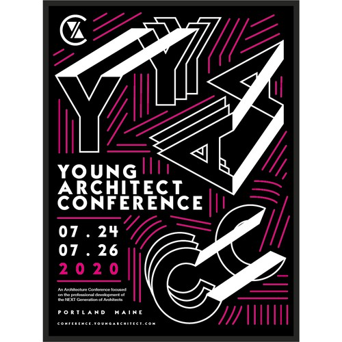 Young Architect Conference Poster