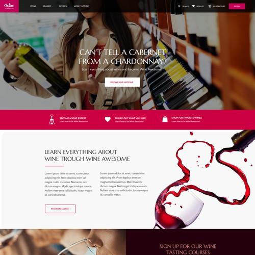 Wine Startup