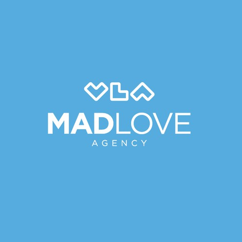 Creative Agency needs powerful logo for MADLOVE AGENCY